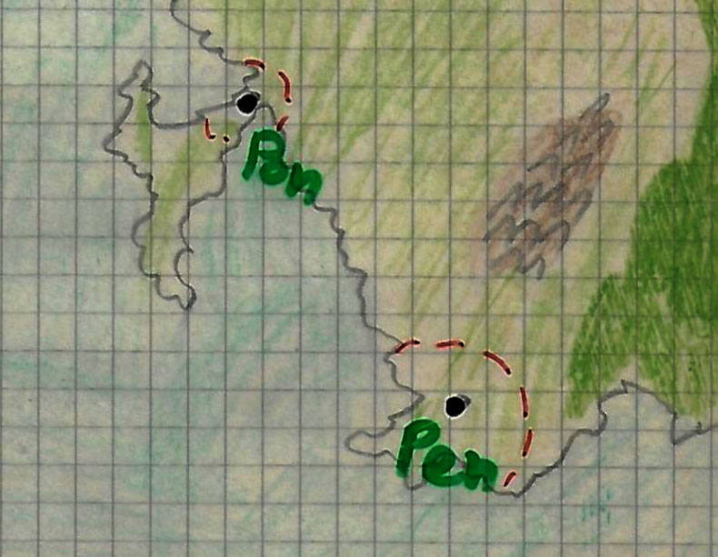Pen | The independent traders Grey Dragon World 5E DnD