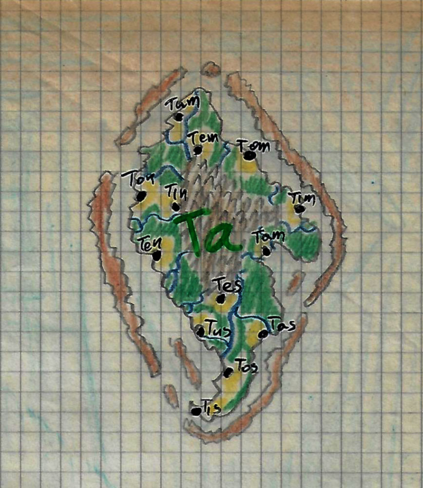 Minotaurs Ta   The Secluded Minotaurs Grey Dragon World 5E DnD